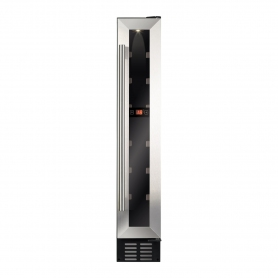 CDA FWC153SS Stainless Steel Freestanding / Under Counter Slimline Wine Cooler