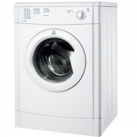 INDESIT IDV75W 7kg Freestanding Vented Tumble Dryer - White