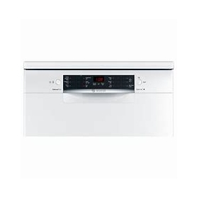 Bosch SMS46IW10G Full Size Dishwasher - White - A++ Rated