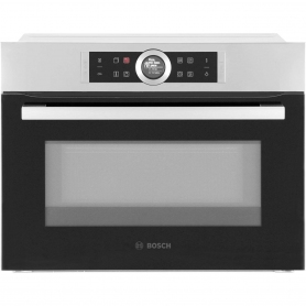Bosch CMG633BS1B Compact Oven With Microwave