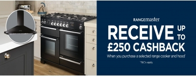 Rangemaster Cashback Offer